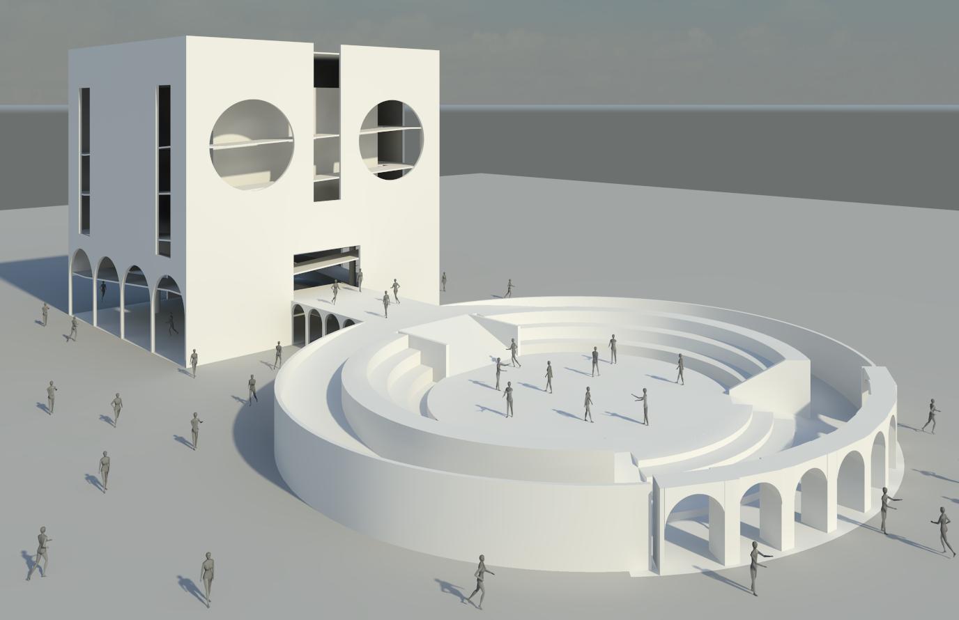Centro Cultural 1