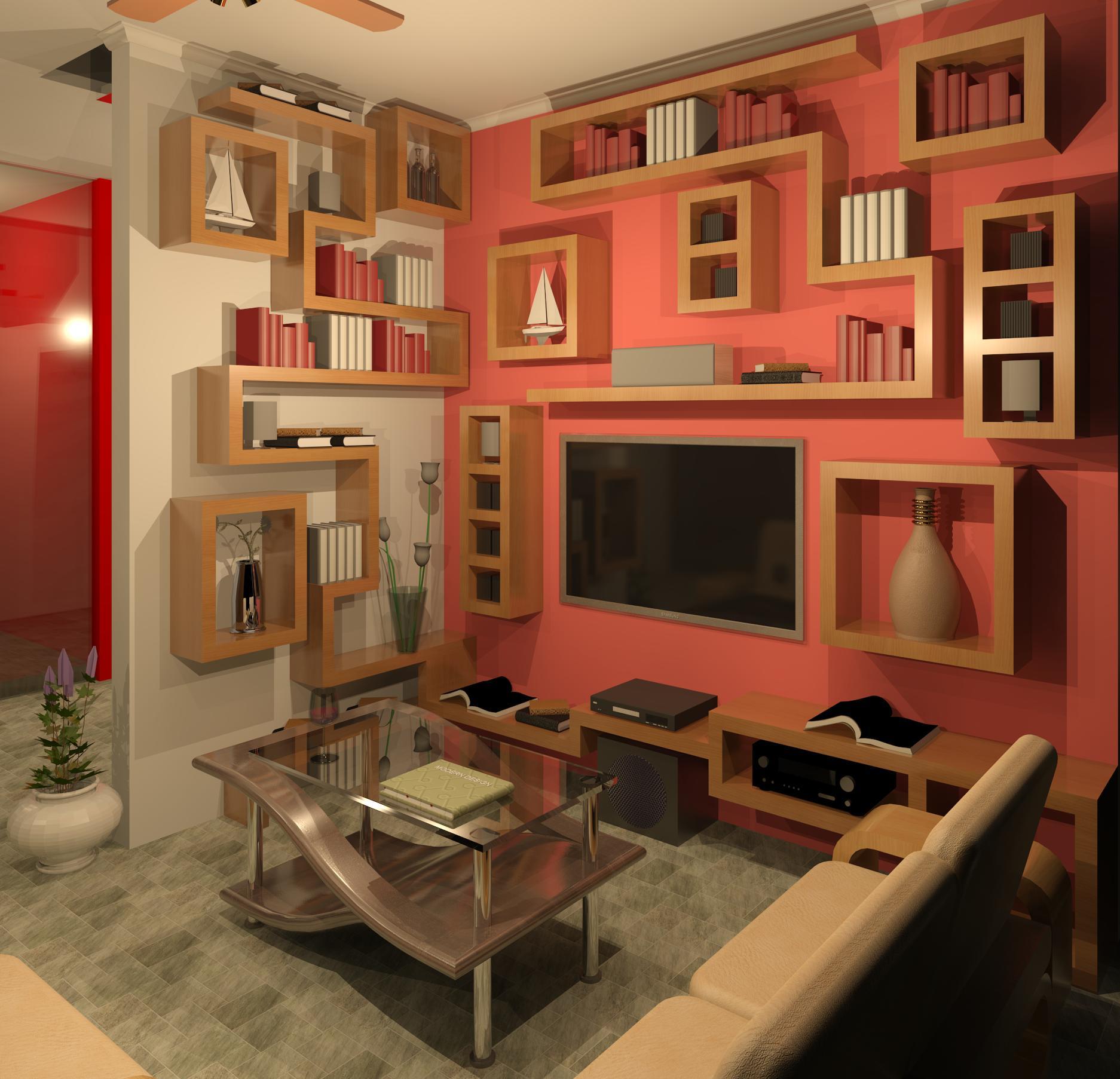 Casa Moderna - Vista 2