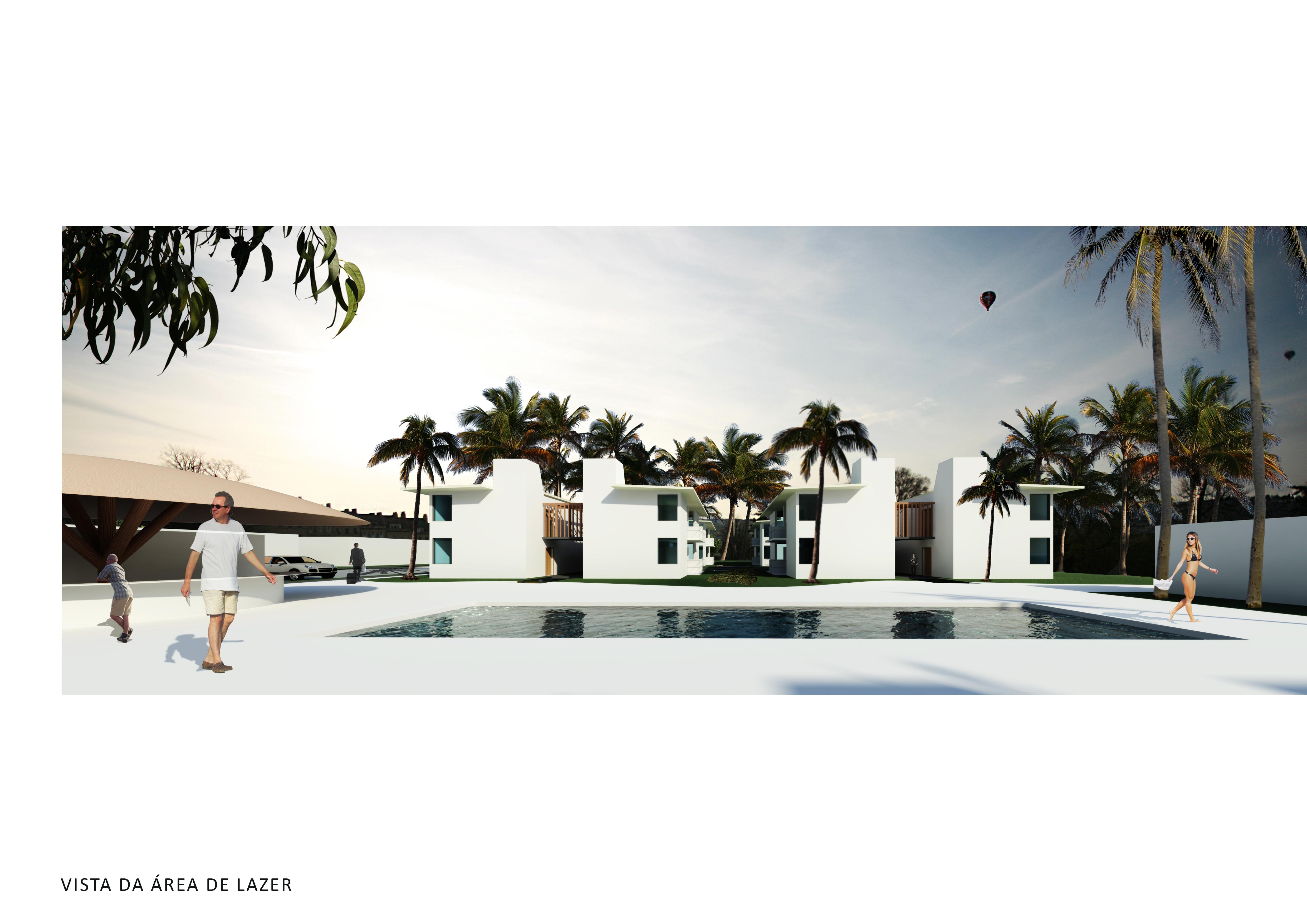Hotel - Vista Piscina