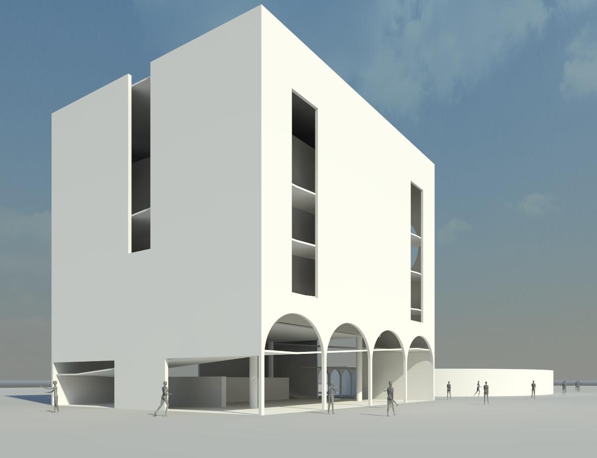 Centro Cultural 2