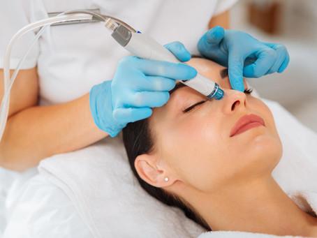 Comment Resserer ses Pores avec le Soin Hydrafacial?