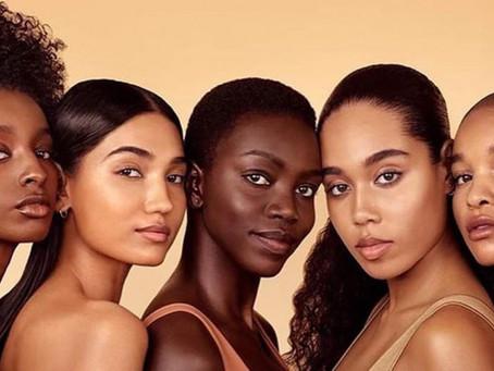 Les peaux noires/mates et les produits coréens