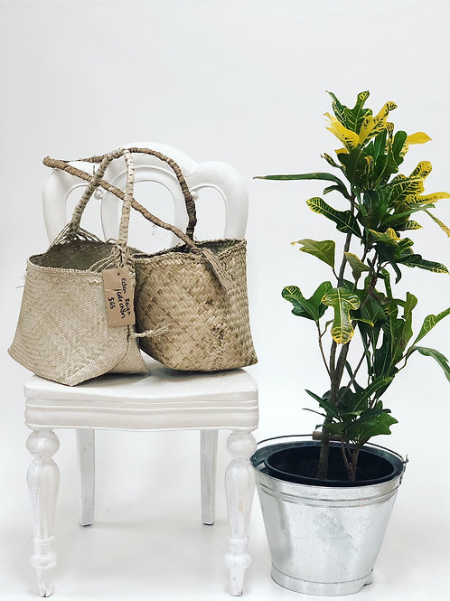 Woven Large Bag