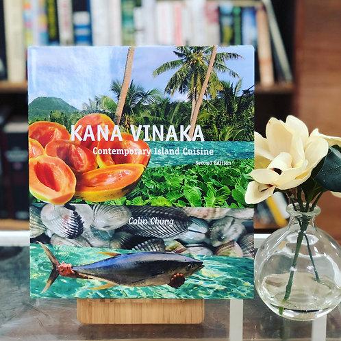 KANA VINAKA Cook Book