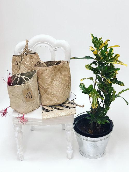 VANUATU Woven Medium Bag