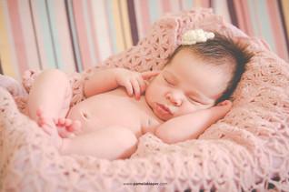 Newborn Ana Beatriz, 13 dias