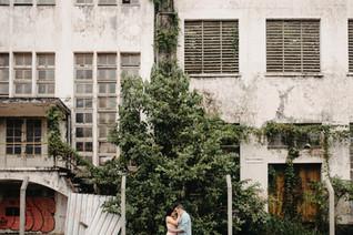 Ensaio amor Thaize & Gui