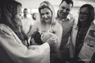 Batizado Mikael