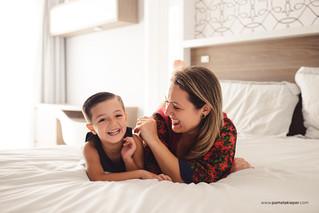 Lifestyle Léo & Charlô - Uma tarde de mãe e filho