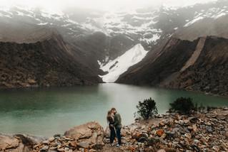 Ensaio no Peru - Ian & Amanda