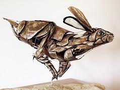 Mammal Sculptures