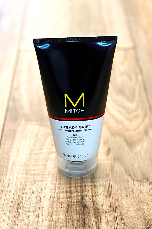 MITCH STEADY GRIP FIRM HOLD/ NATURAL SHINE GEL