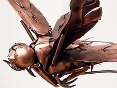 Arthropod & Leaf Sculptures
