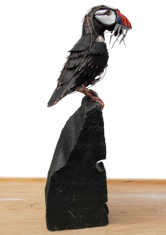 Standing Puffin 7
