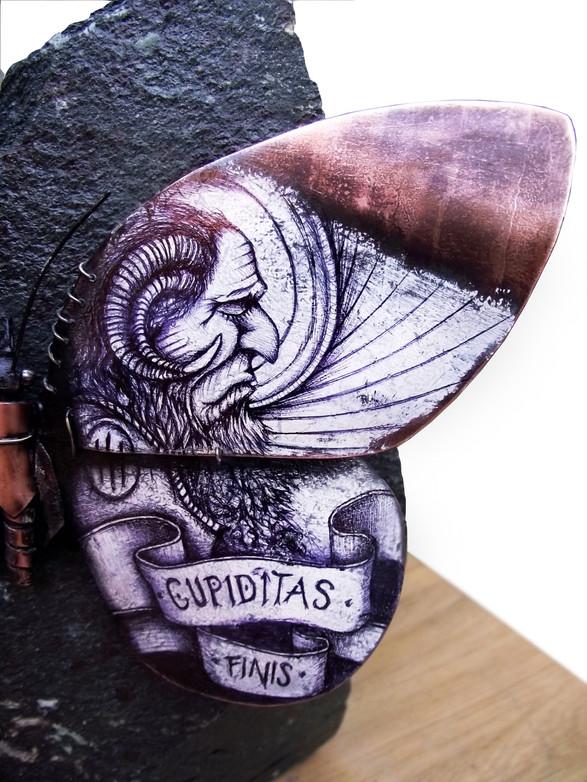 Mors initium Evolution Butterfly