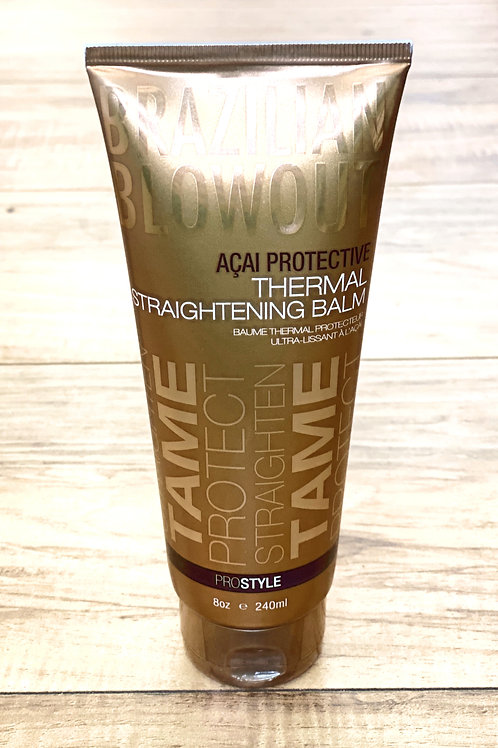 BRAZILIAN BLOWOUT AÇAI PROTECTIVE THERMAL STRAIGHTENING BALM