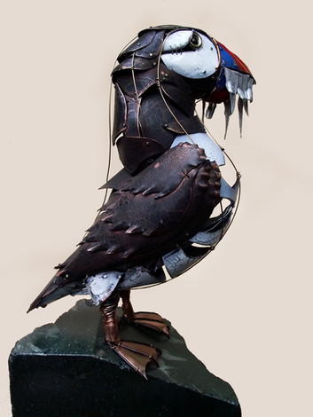 Standing Puffin 4