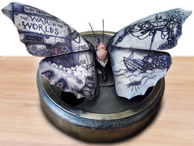 War of the World's Evolution Butterfly