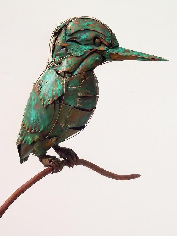 Kingfisher Patina 1