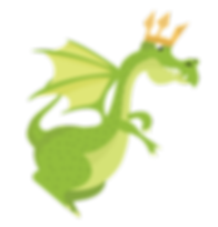 טופי הפקות | דרקון עם כתר