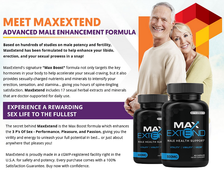 What is Max Extend