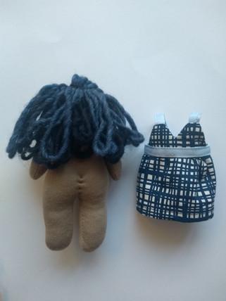 pocket birthing doll