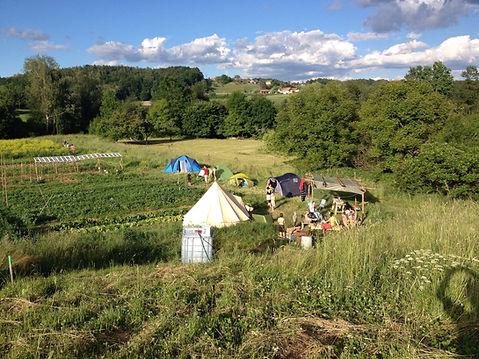 Koowo Wohnen Zelten