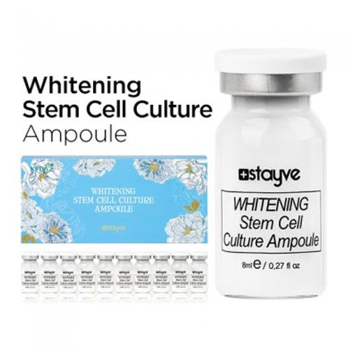Whitening Stem Cell Culture