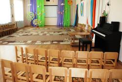 Музыкальный зал ДОУ