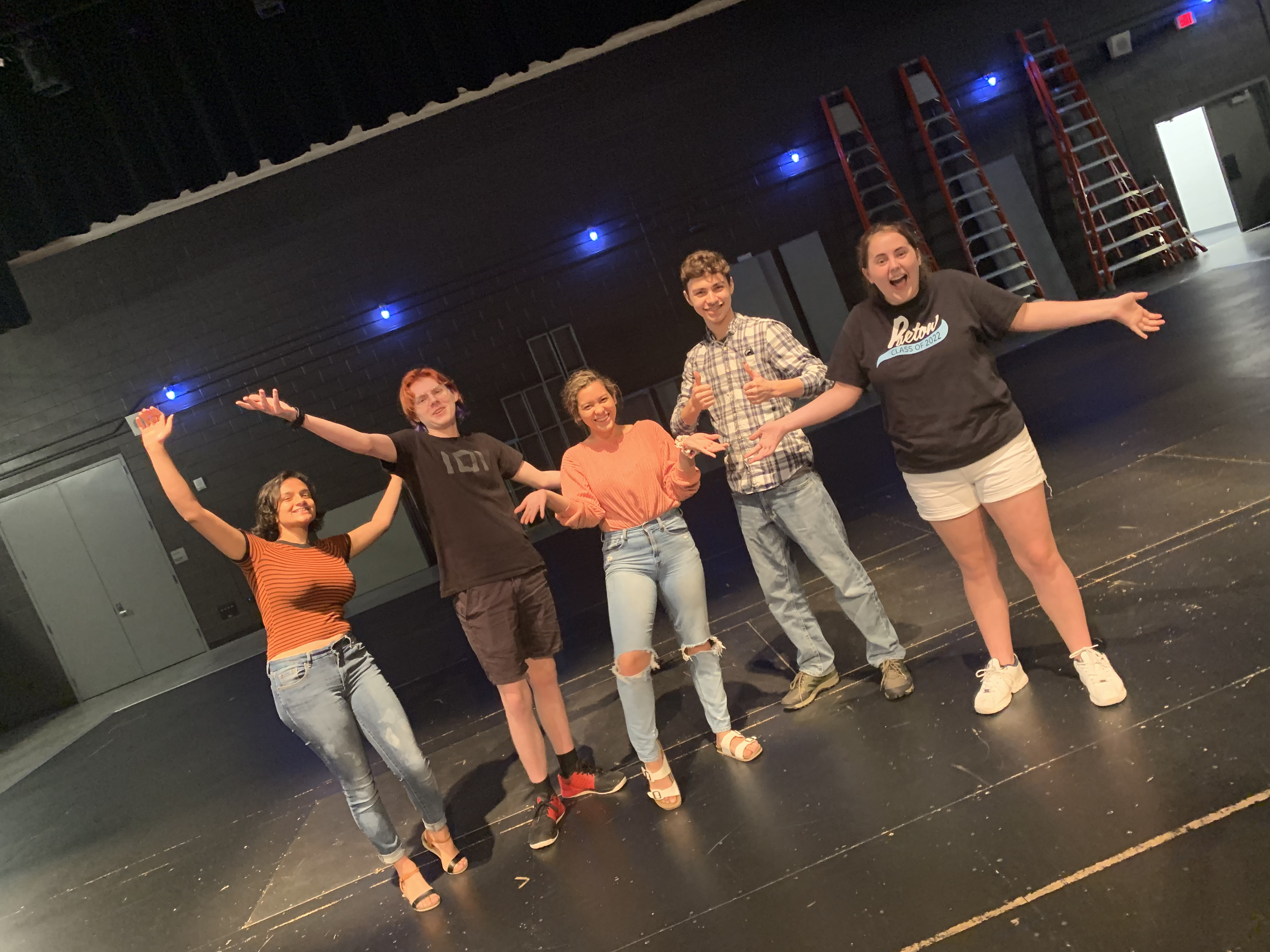 Thespian Officers