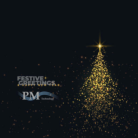Season's Greetings from PM S.r.l.