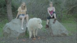 Rebecca Mozo,  Erin Anderson & Tiny