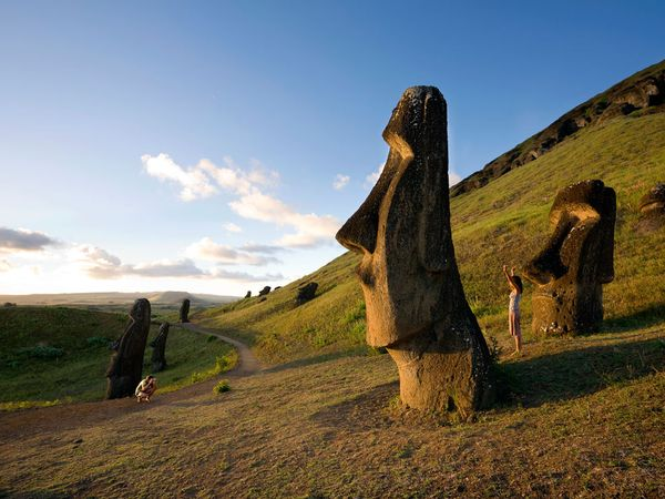 CHILE EASTER ISLAND 7D TOUR