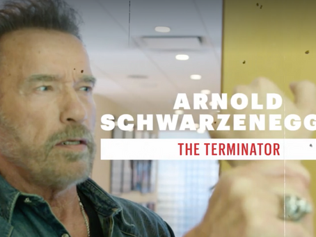 Arnold Schwarzenegger's EXACT Chest & Back Routine he Uses to Build Strength at 73
