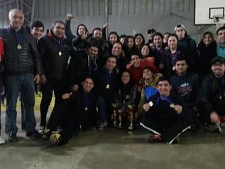 """""""Triunfadores en campeonato de baby fútbol IDEMAR"""""""