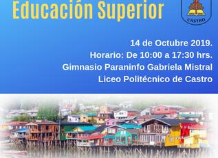 FERIA PROVINCIAL DE EDUCACIÓN SUPERIOR