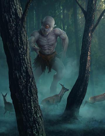 Cyclops of Slavit