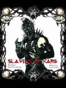 SLAVERS OF KARG