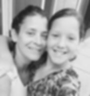 Nicole and daughter