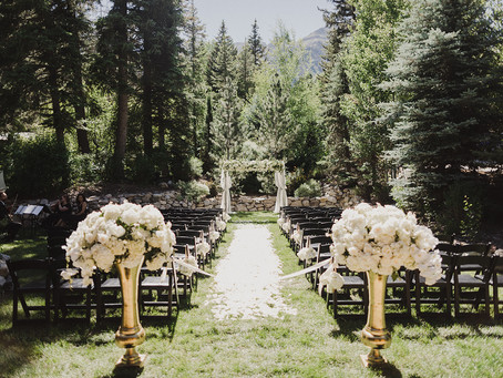 Sundance Resort Weddings