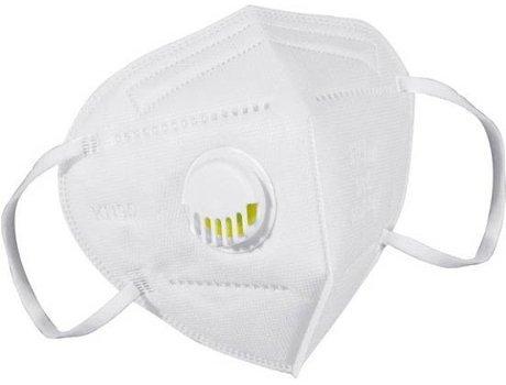 Mascara KN95 / FFP2 com filtro