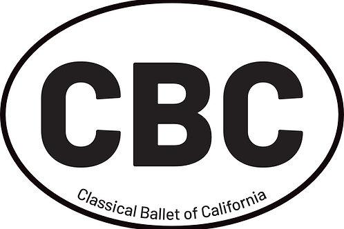 CBC City Sticker