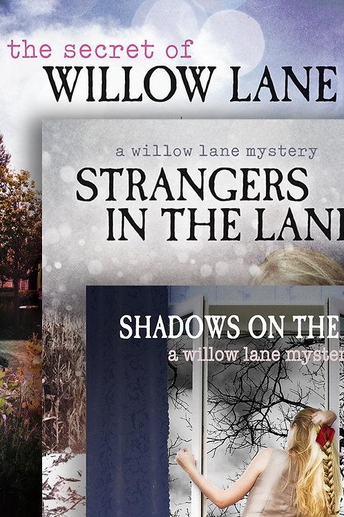 Willow Lane Series Book Set of 3
