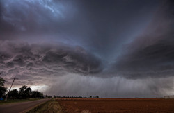 RAIN INCOMING - Lamesa, Texas (2016) WIX