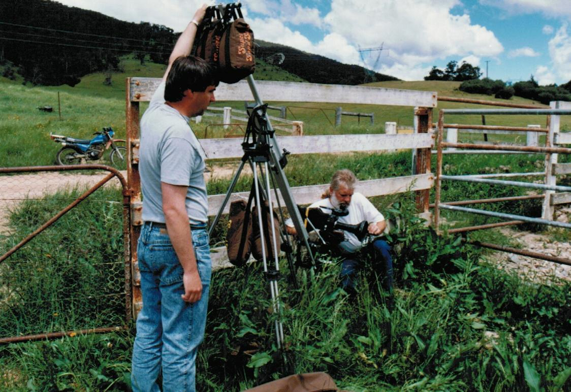 Telstra Cinema Shoot
