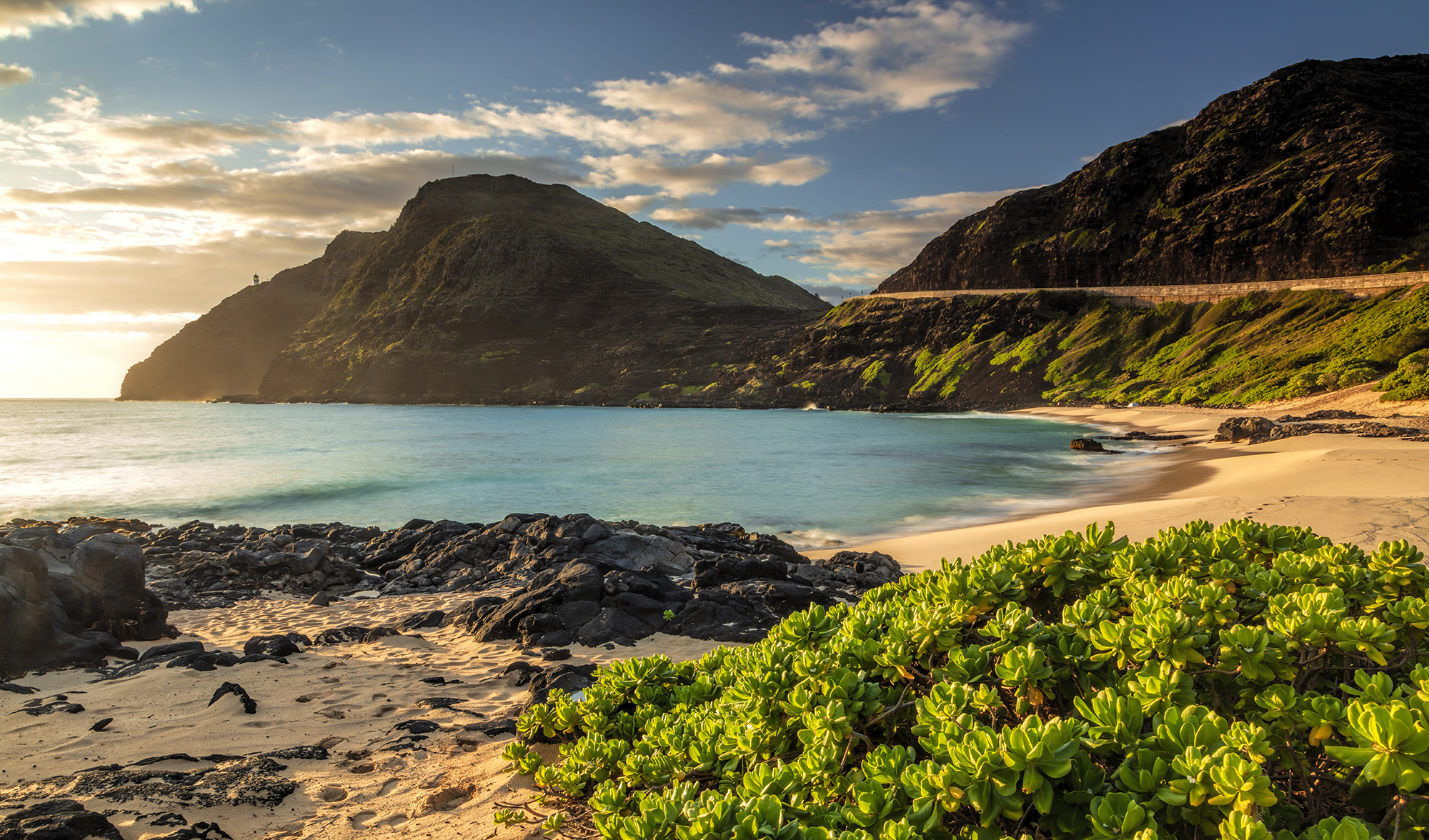 Makapu'u Beach, Hawaii