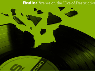 "Radio: Are we on the ""Eve of Destruction""?"