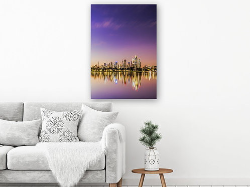 TWILIGHT CITY - FRAMELESS