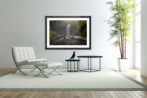 WATER OF SERENITY - FRAMED