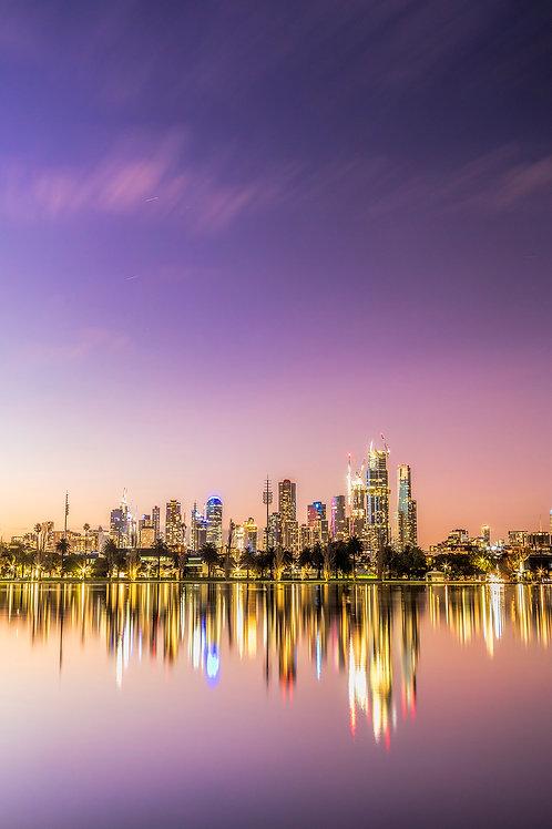 TWILIGHT CITY - UNFRAMED